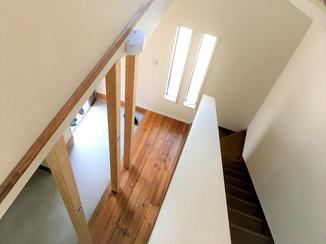 戸建フルリフォーム 自然素材をふんだんに使い、ヴィンテージ風のお家へフルリフォーム